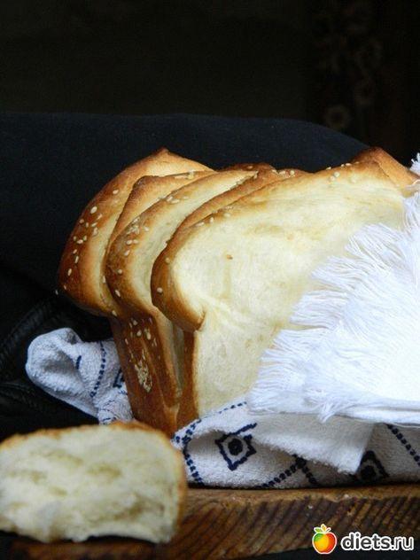 Итальянский хлеб - пух!.