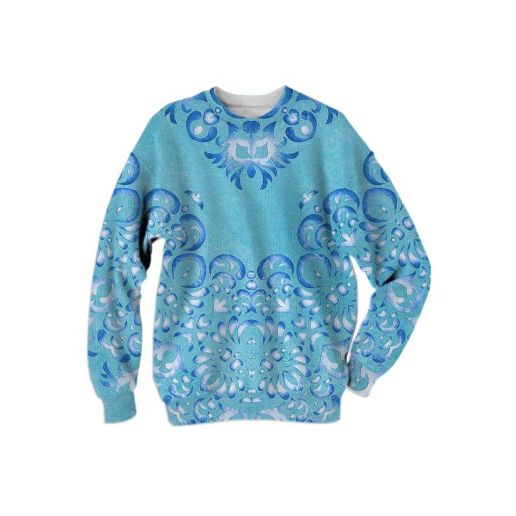 0000000P/Floral Fairy Tale 2 Sweatshirt