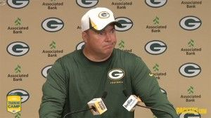 Chad Toporski: My Initial Packers 53-man Roster Prediction - http://jerseyal.com/GBP/2013/08/28/chad-toporski-my-initial-packers-53-man-roster-prediction-3/ http://jerseyal.com/GBP/wp-content/uploads/2013/08/McCarthyface-300x168.jpg
