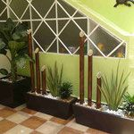 Jardineras Exteriores con Diseño
