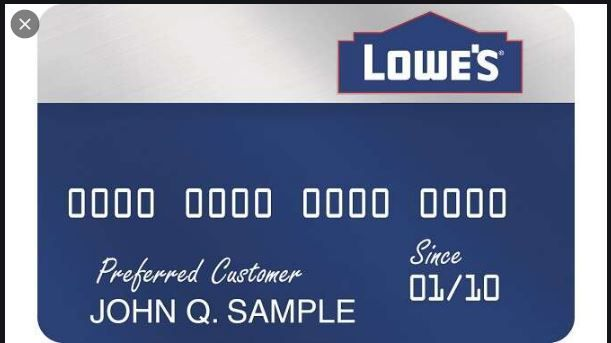 Who Issues Lowes Credit Card Lowes Credit Card Benefits Rewards Cardshure Credit Card Benefits Rewards Credit Cards Credit Card