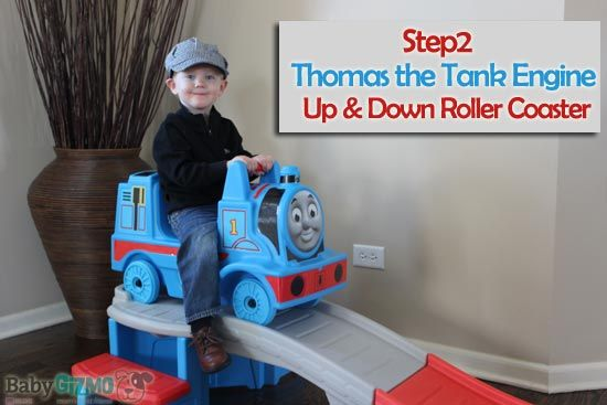Thomas the Train Up & Down Roller Coaster Video Review #video #review #holidaytoys