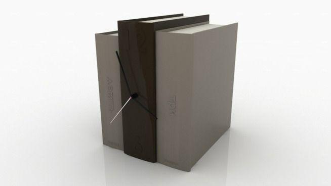RELÓGIO BOOKS - 3D Warehouse