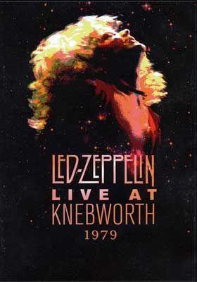 Led Zeppelin Live At Knebworth 1979