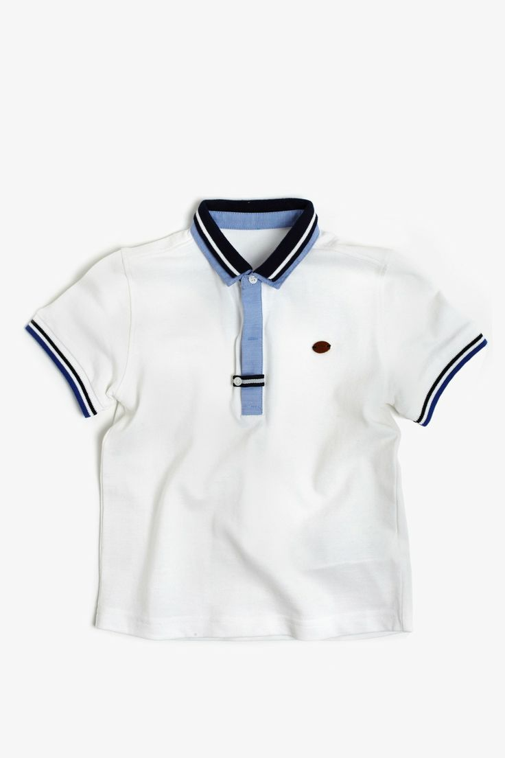 Piqui Polo Shirt - tees & polos | Adolfo Dominguez
