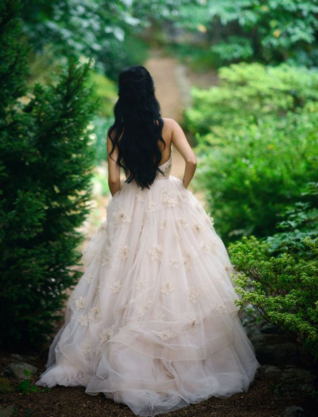 Best 10+ Fairytale wedding dresses ideas on Pinterest | Dream ...