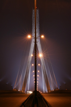 Bridge - Warsaw, Poland