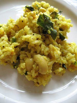 Indian Lemon Brown Rice | Lisa's Kitchen | Vegetarian Recipes | Cooking Hints | Food & Nutrition Articles