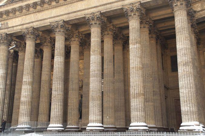 колонны by Anna Serbolina