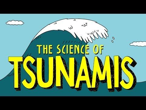 Smart animation explains how tsunamis form and why they're so scary