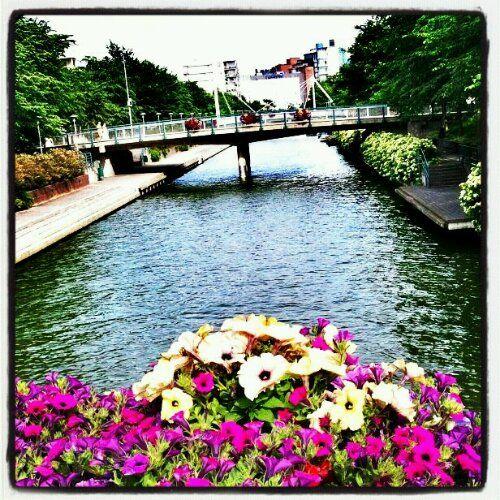 Ruoholahti Canal, Helsinki