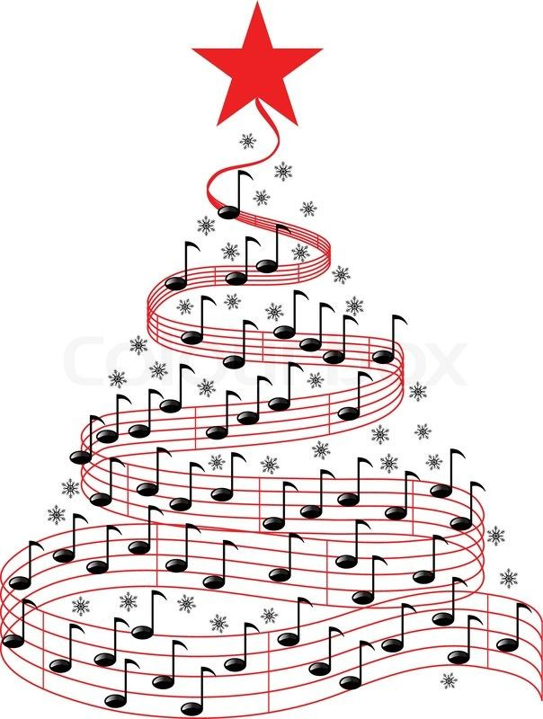 Christmas Music Notes.Image Result For Christmas Music Clipart Art Creative