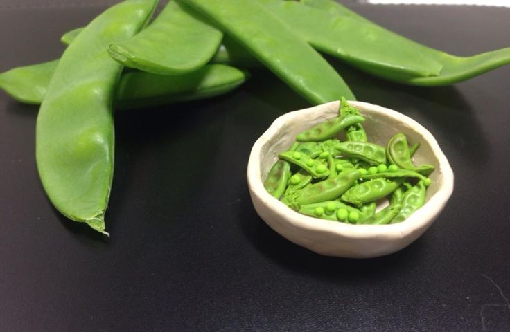 mini sugar snaps VS real peas