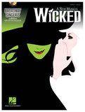 Hal Leonard - Stephen Schwartz: Broadway Singer's Edition Wicked Sheet Music and CD - Multi