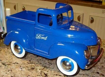 Ford pickup Pedal Car