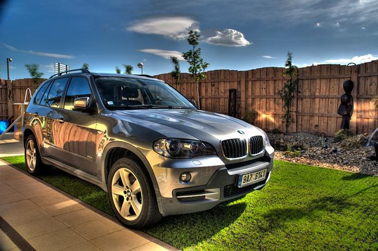 1. místo - vítěz BMW letní soutěže. Adam Zahradník získává BMW na víkend, gratulujeme!