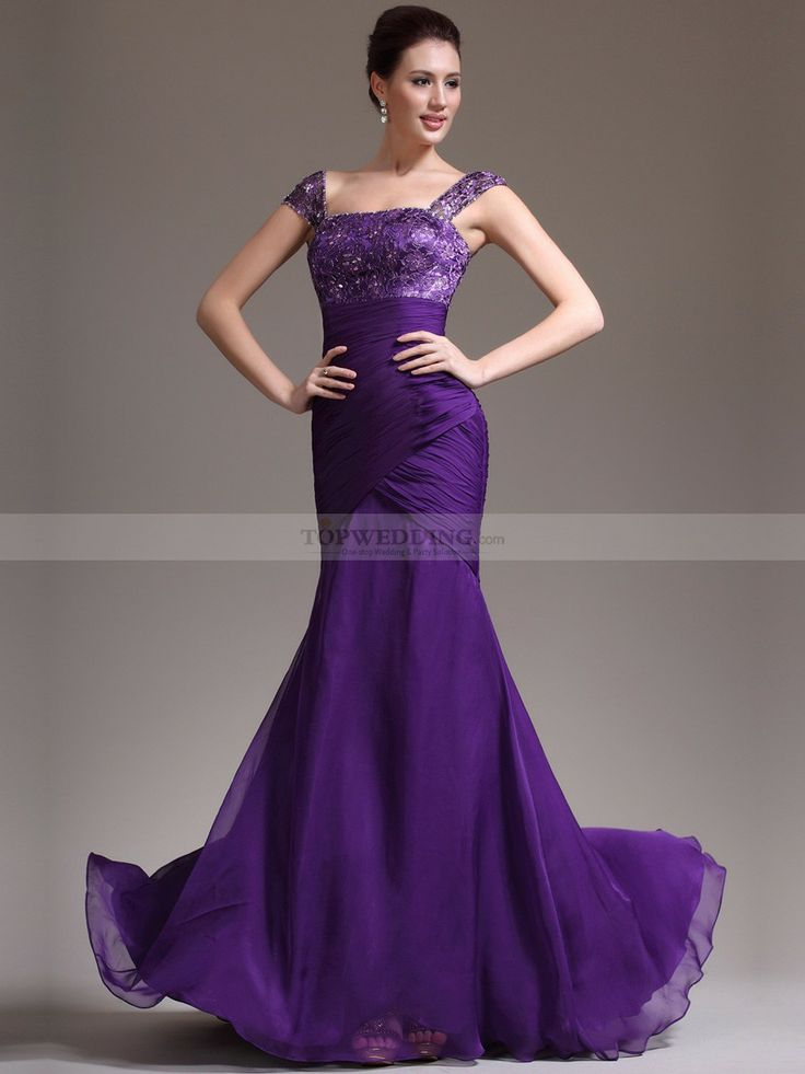 Assymmetric Straps On Prom Dresses 24