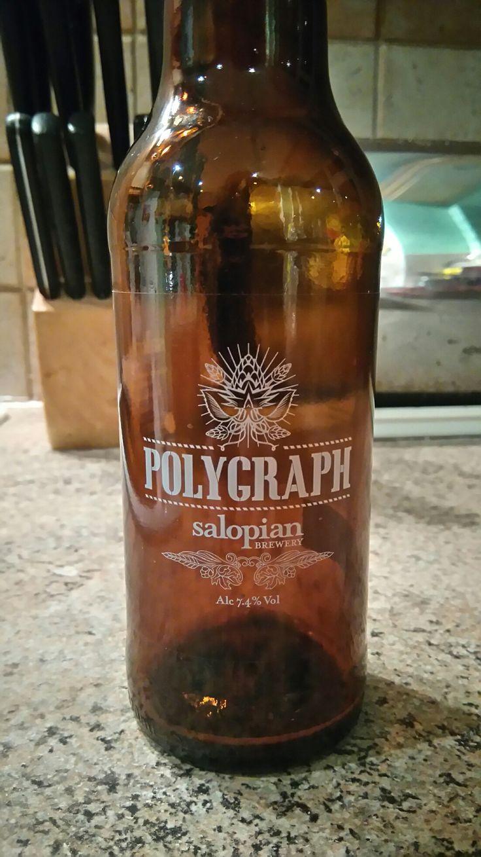 Polygraph - Salopian Brewery