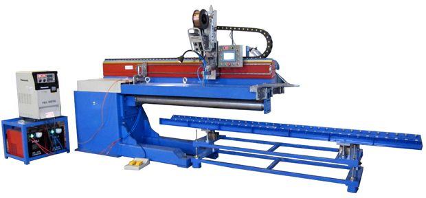 Features of Corner Seam Welding Machine..http://goo.gl/6MJKr3