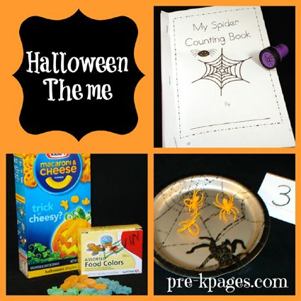 halloween theme ideas for toddlers