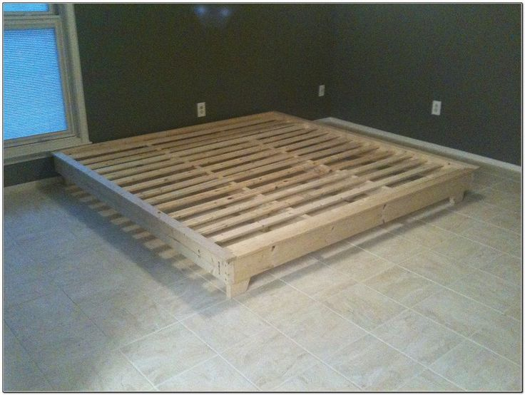 74 easy diy platform bed ideas