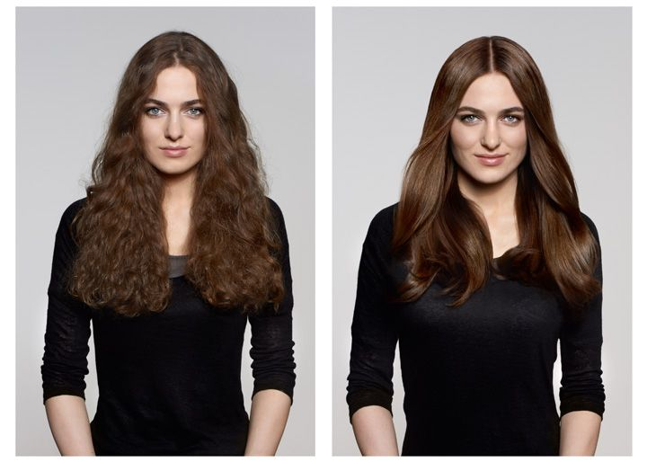 Goldwell Kerasilk Keratin Treatment Service - Makes unruly, frizzy hair manageable