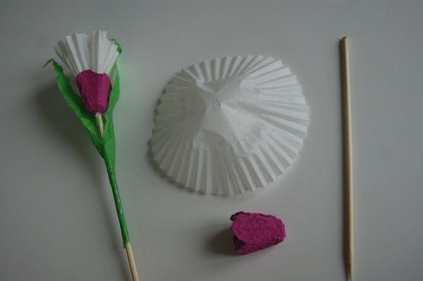 Kwiaty Z Recyklingu Wiosna Prace Plastyczne Edukacyjne Incense