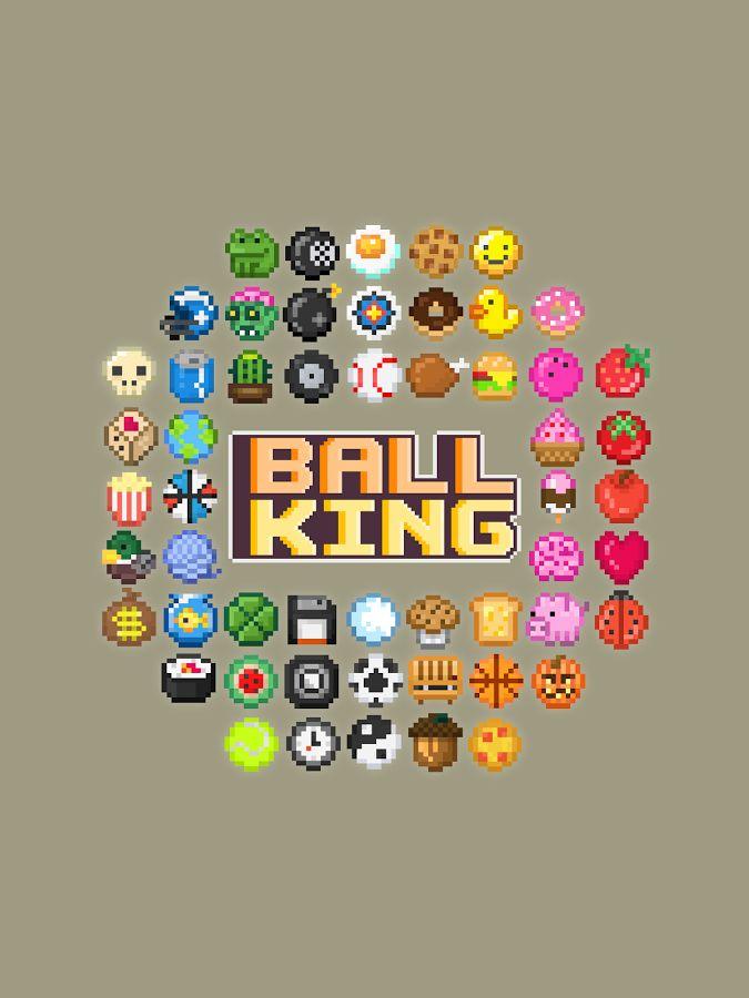 #BallKing balls
