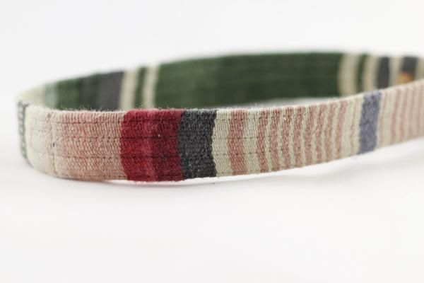 The Tomatillo Sauce Collection features a vintage wool serape, in shades of tomatillo. Patina'd solid Brass hardware. Handmade with groovy vibes and love in Lo