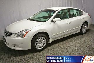 Chicago Auto Sale, Used Car Dealers, Used Luxury Cars and Trucks, Cars For Sale, Bad Credit Loan: 2012 NIssan Altima 2.5 For Sale $14,495