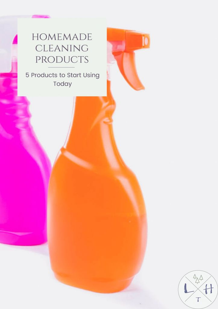 Some of the best homemade cleaning products include fewer than 4 ingredients that are inexpensive and easy to find and these can help your family's health.