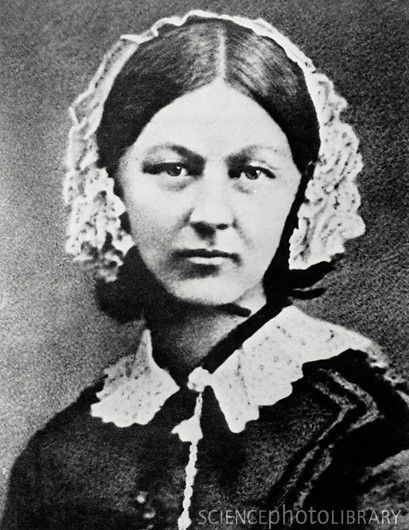 Florence Nightingale 1820-1910, By serving in the Crimean war, Florence Nightingale was instrumental in changing the role and perception of the nursing profession.