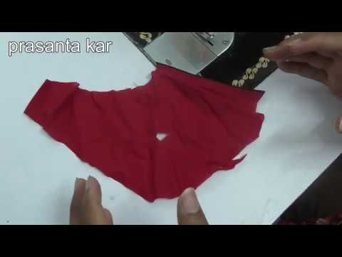 how to repair a hole / hole in the dresses anything by lock machine | ra...
