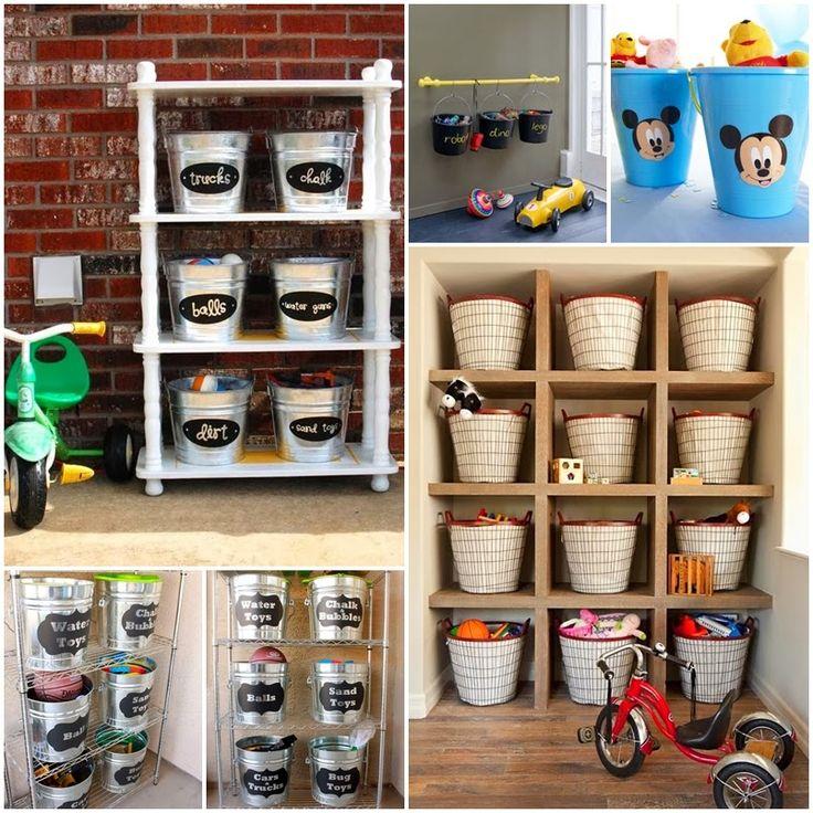 45 mejores im genes sobre organizador de juguetes en - Organizador de juguetes ...