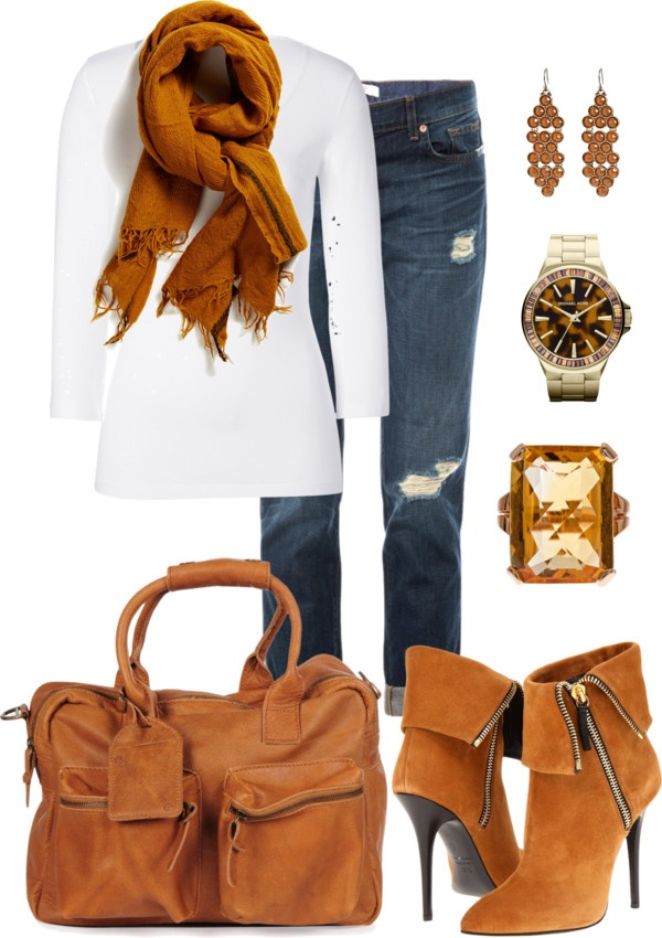 """~Bronze~"" by mels777 ❤ liked on Polyvore"