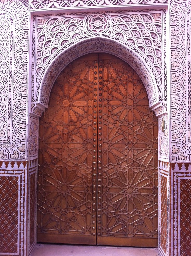 Best 17 Geometry in Moroccan architecture and riad design images