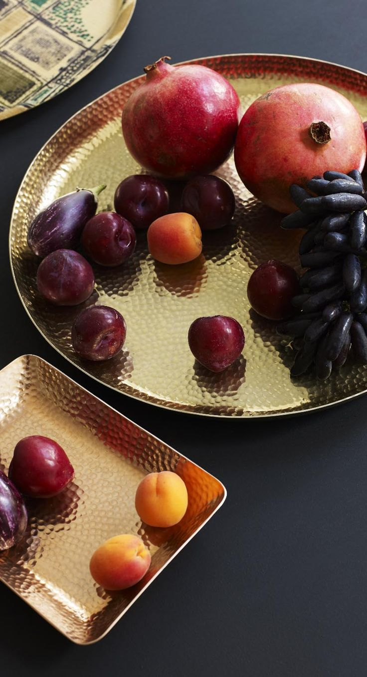 Metallic finishes are strong current trend for interiors this season with copper as the top choice.