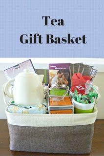 Best 25+ Tea gift baskets ideas on Pinterest | Tea gifts ...