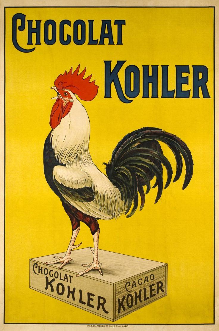 Chocolat Kohler. ANONYME (1900 circa)