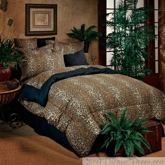 25 Best Ideas About Leopard Print Bedding On Pinterest