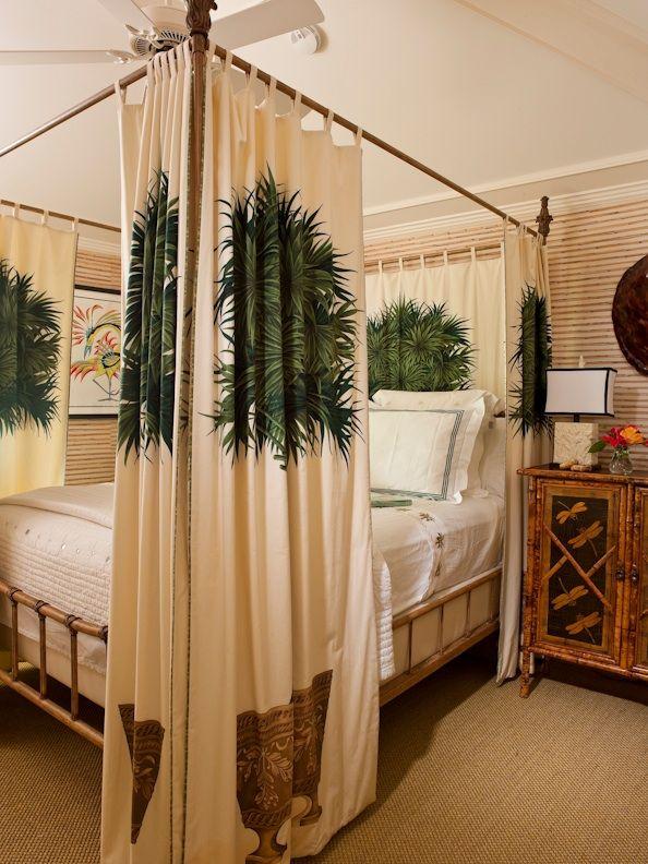 17 Best images about Canopy Beds on Pinterest | Guest rooms, La ...