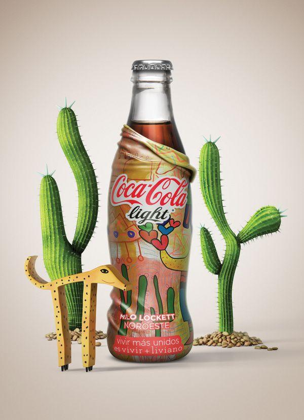 Coca Cola Inspiraciones by Francisco Rossi