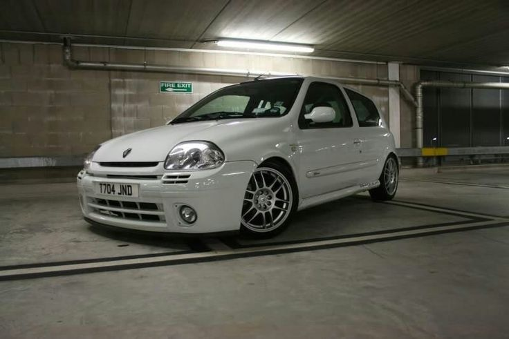 Clio rs mk2 phase1 motor pinterest for Garage tuning toulouse