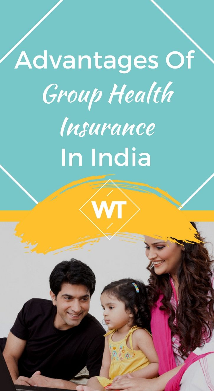 Advantages of Group Health Insurance in India