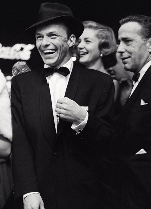 The Rat Pack name had originated one morning, after a night of heavy boozing, when Bogart's wife Lauren Bacall came upon the sodden group and flatly stated, 'You look like a God-damned rat pack.' Bogart enjoyed the term, and a legend was born.