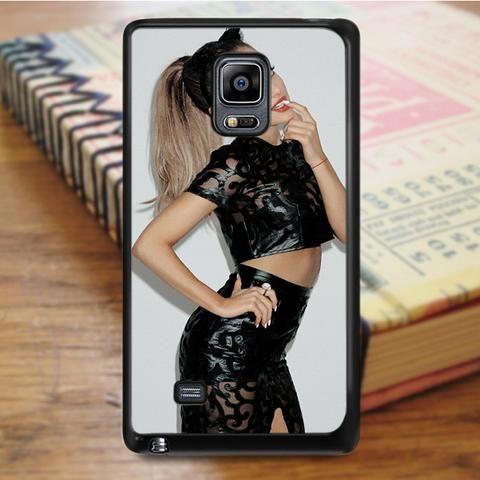 Ariana Grande Singer Music Samsung Galaxy Note 3 Case