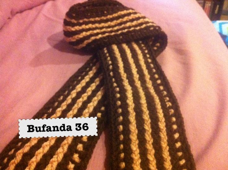 Bufanda 36