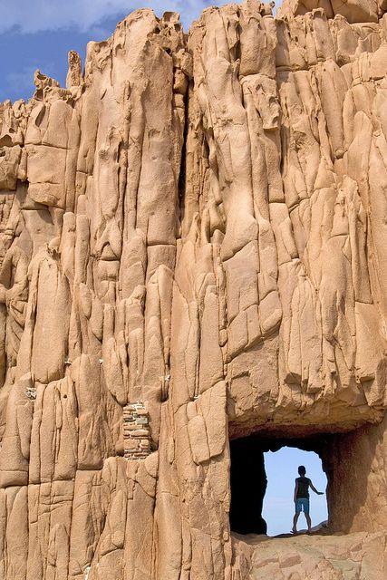 Sardinian rocks - Arbatax, Sardinia, Italy
