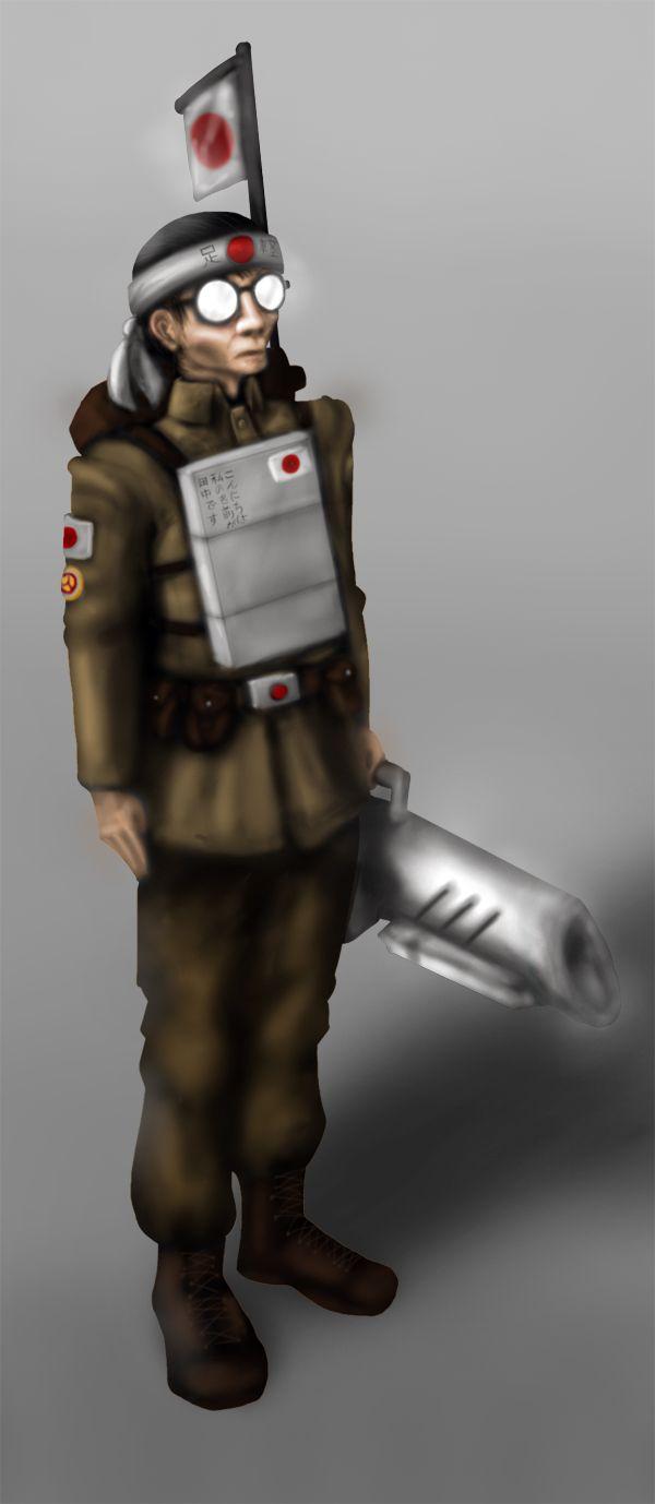 Empire Ashigaru Bombardier