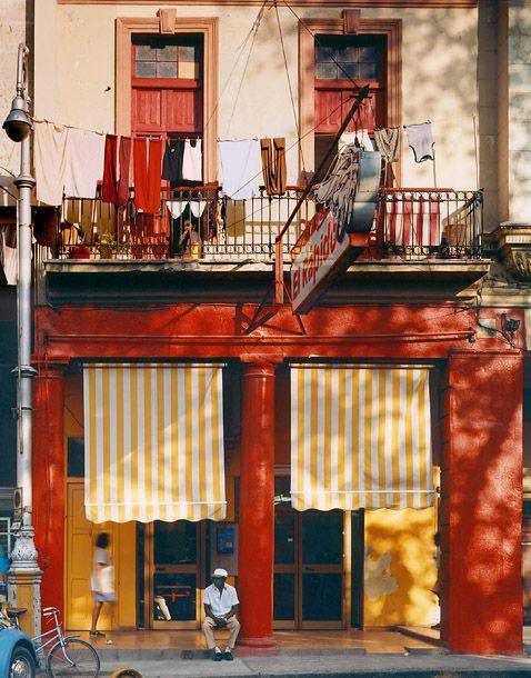 El Rapido, Cuba by Andrew L. Moore